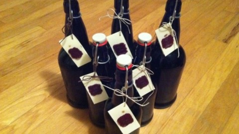 First Bottling