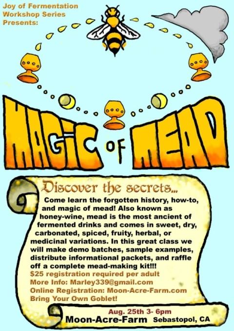 The Magic of Mead