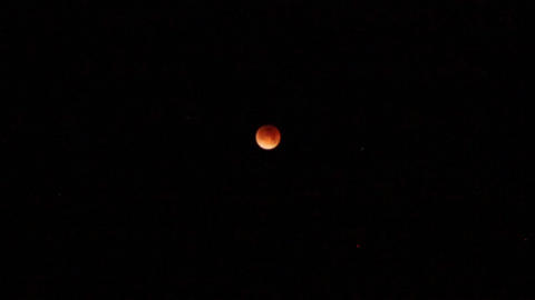 Supermoon Blood Eclipse – 2018