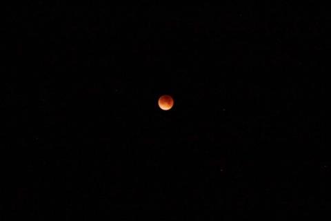 Supermoon Blood Eclipse – 2018